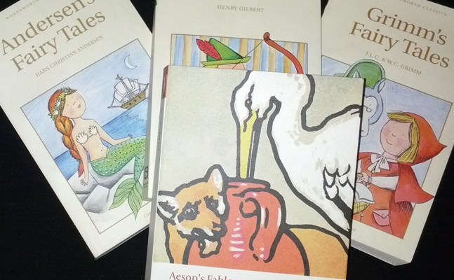 Fairy Tales, Fables and Myths