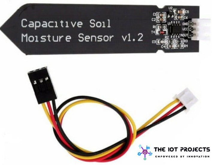Capacitive Soil Moisture Sensor V1.2