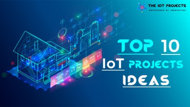 Top 10 IoT (Internet of Things) Projects