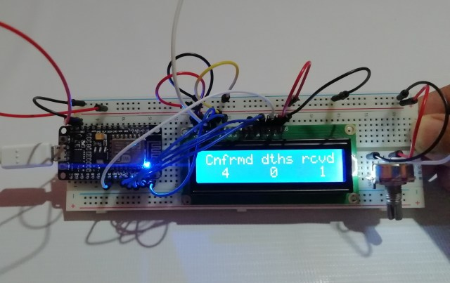 ESP8266 based Coronavirus Tracker for your country projects