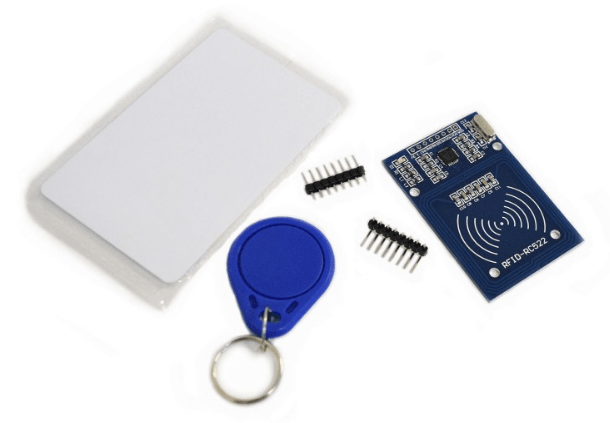 Interface RFID to PHP & MySQL Database with NodeMcu ESP8266