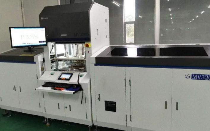 PCB Automatic E Testing Machine