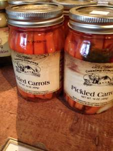 My old factories kicked and didn't allow us to leave without purchasing some of the great products at LeClaire Canning Company.