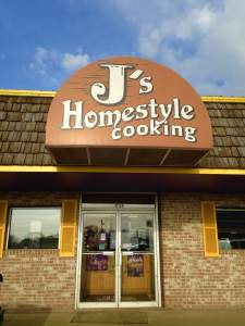 J's Homestyle Cooking in Cedar Falls, IA! http://jshomecooking.com/