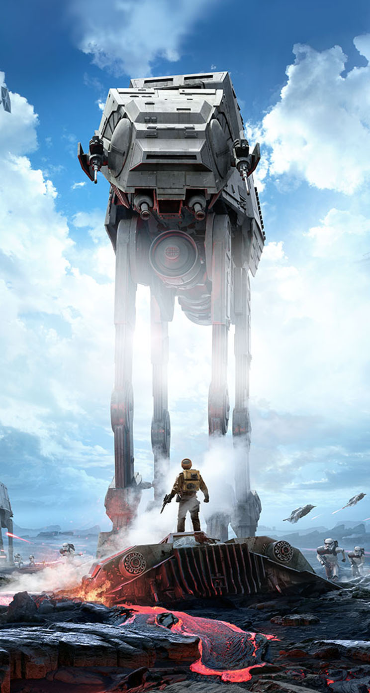 star wars battlefront iphone wallpaper hd | wallpaper images