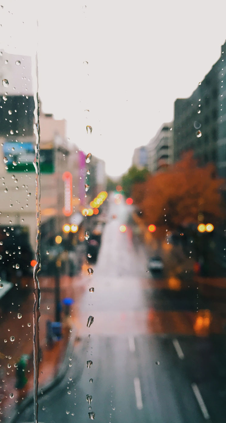 Waiting For The Rain To Stop The Iphone Wallpapers