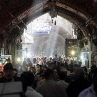 Tabriz Bazaar world's largest roofed traditional market; Press TV