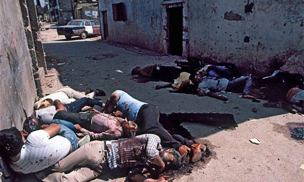 Hasil gambar untuk sabra and shatila massacre