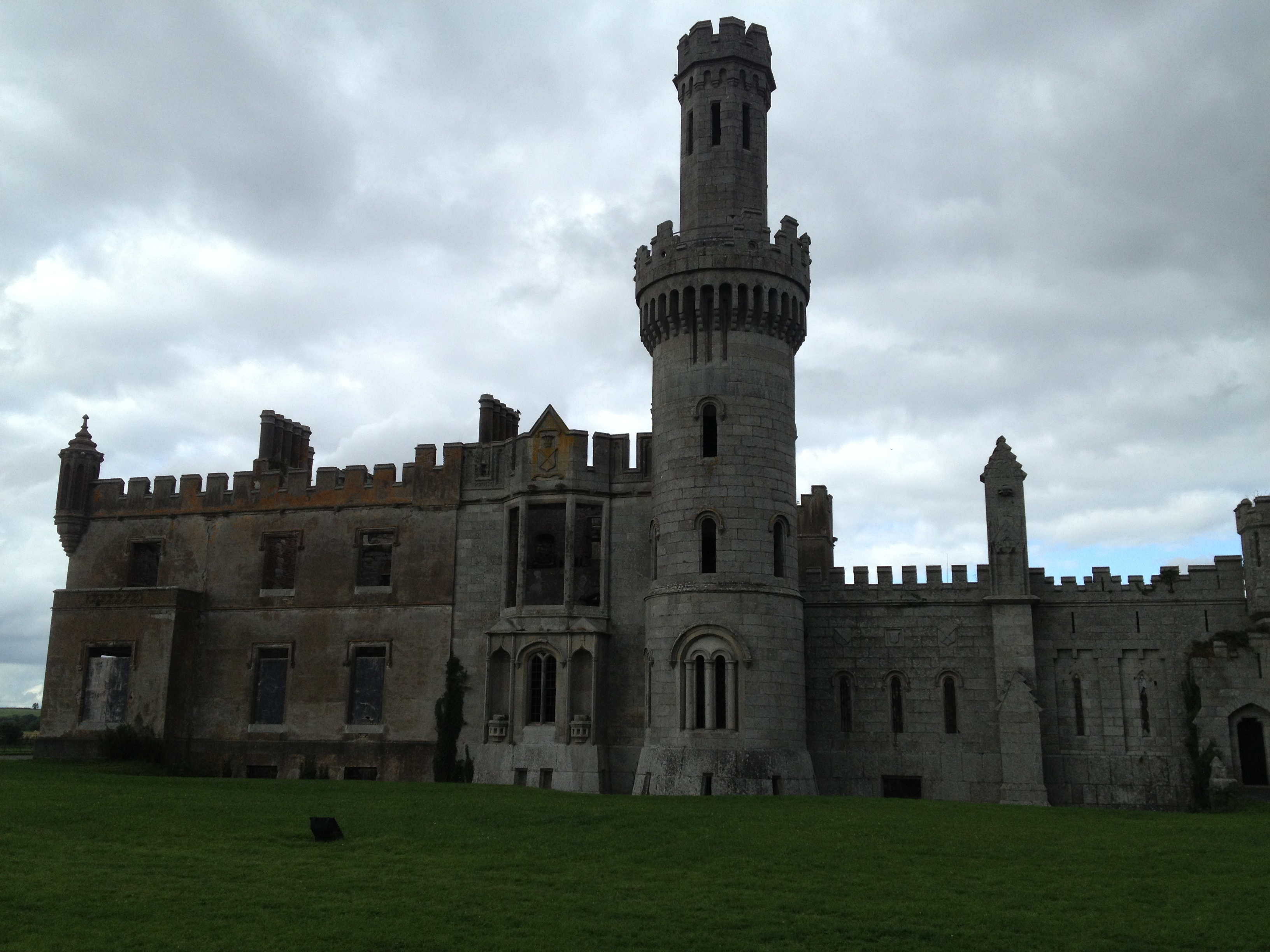 Woman power is the key to this Carlow castles rich history