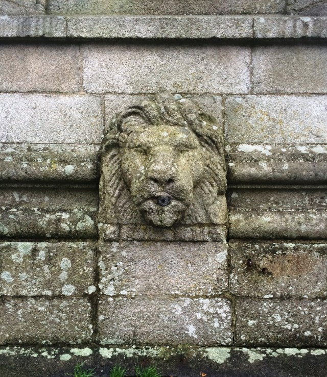 Blessington Lion