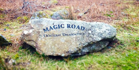 Magic road