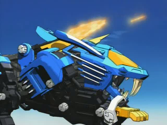 Image result for zoids the blade liger