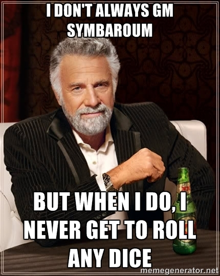 I Dont Always The Iron Pact