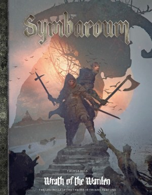 Symbaroum Thistle Hold Wrath of the Warden cover