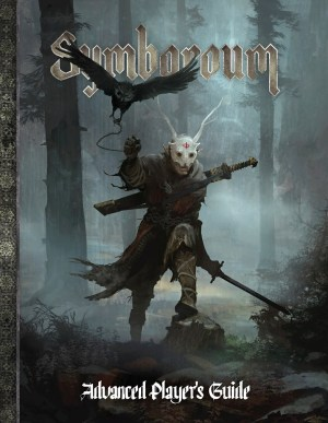 Symbaroum Advanced Players Guide cover