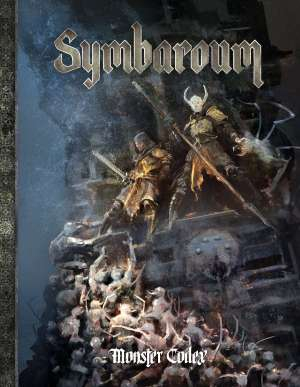 Symbaroum Monster Codex cover