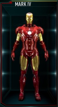 Build Iron Man Mark IV Armor Costume Suit