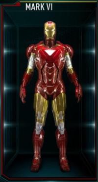 Build Iron Man Mark VI Armor Costume Suit