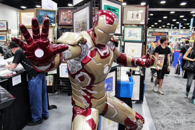 Build Iron Man Mark XLII Armor