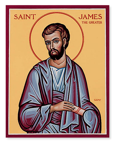 Feast of St James
