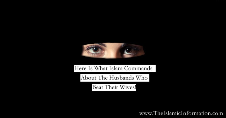 husband beat wife islam
