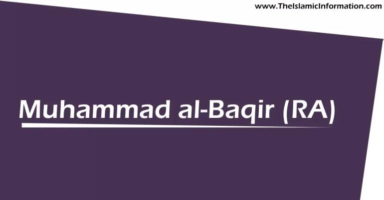 muhammad al baqir ra