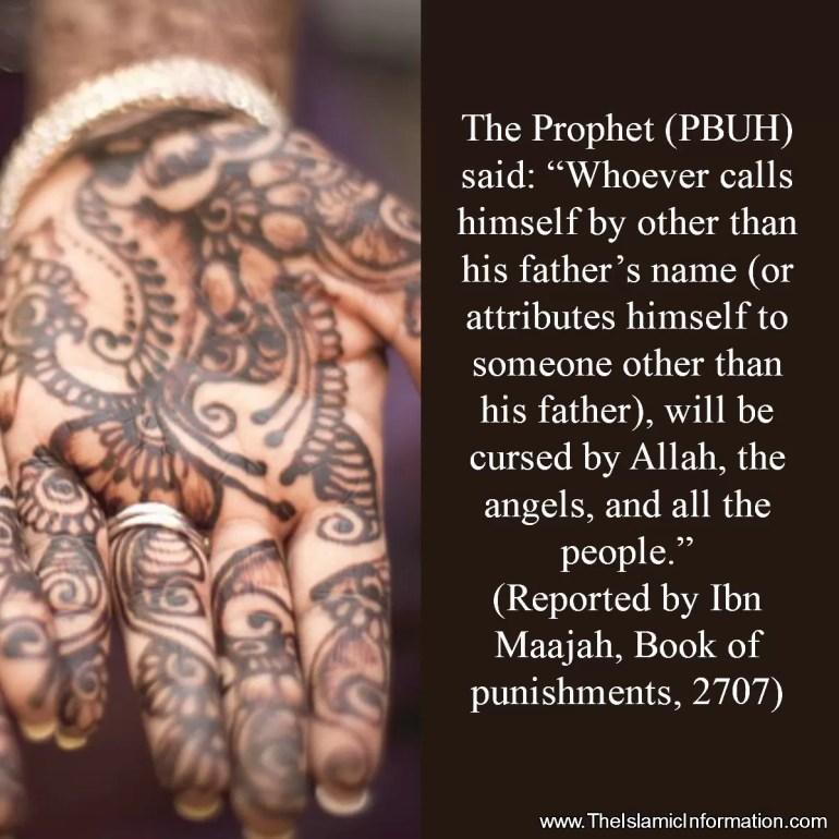 woman use husband last name islam