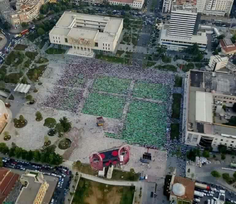 Albania Eid Al Fitr 2017