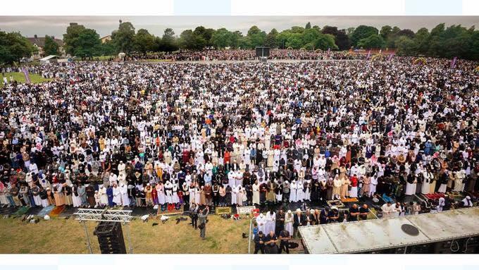 uk Eid Al Fitr 2017