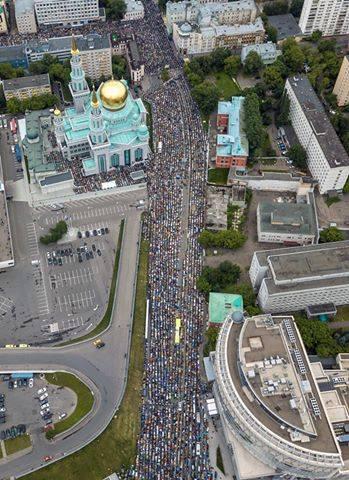 RUSSIA Eid Al Fitr 2017 1