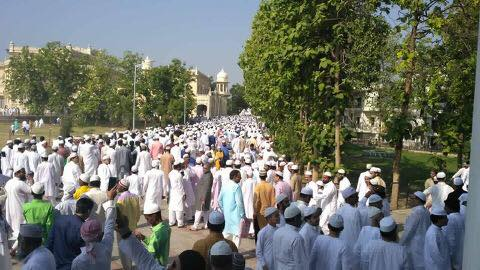 west bengal lucknow Eid Al Fitr 2017