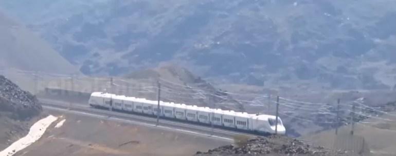 haramain railway project cost