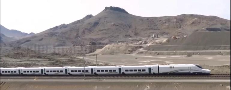 haramain express train project