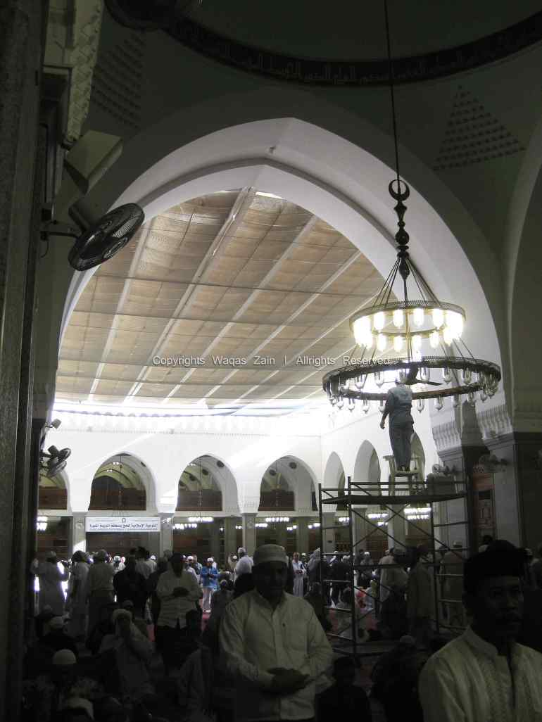 quba mosque history