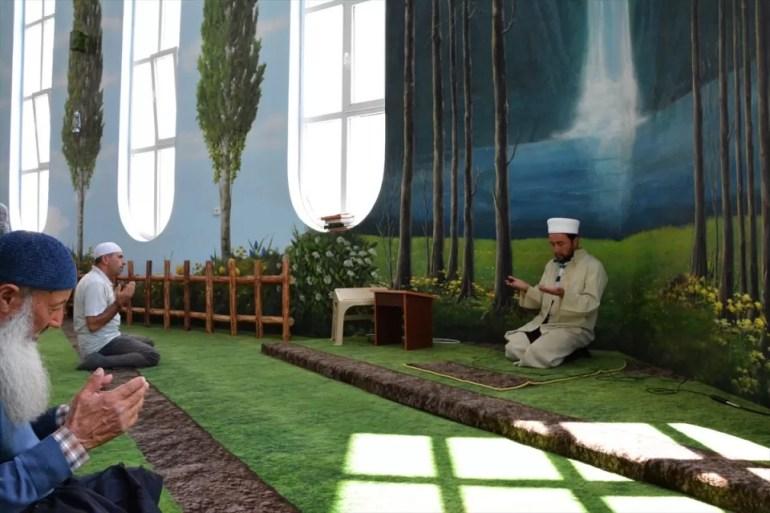 hamidiye camii masjid