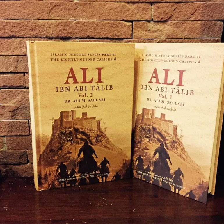 Book on the Life of Ali Ibn Abi Talib (RA)