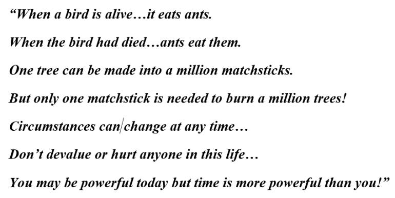 buddha words quote saying