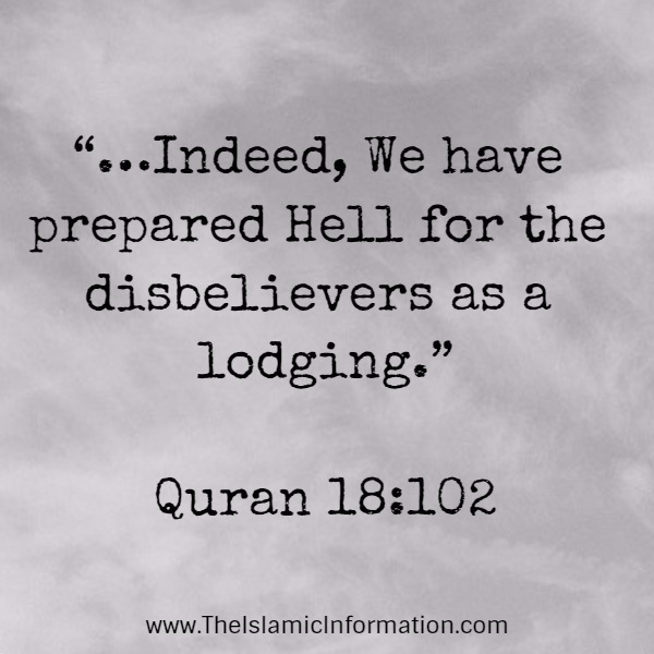 fire hell quran