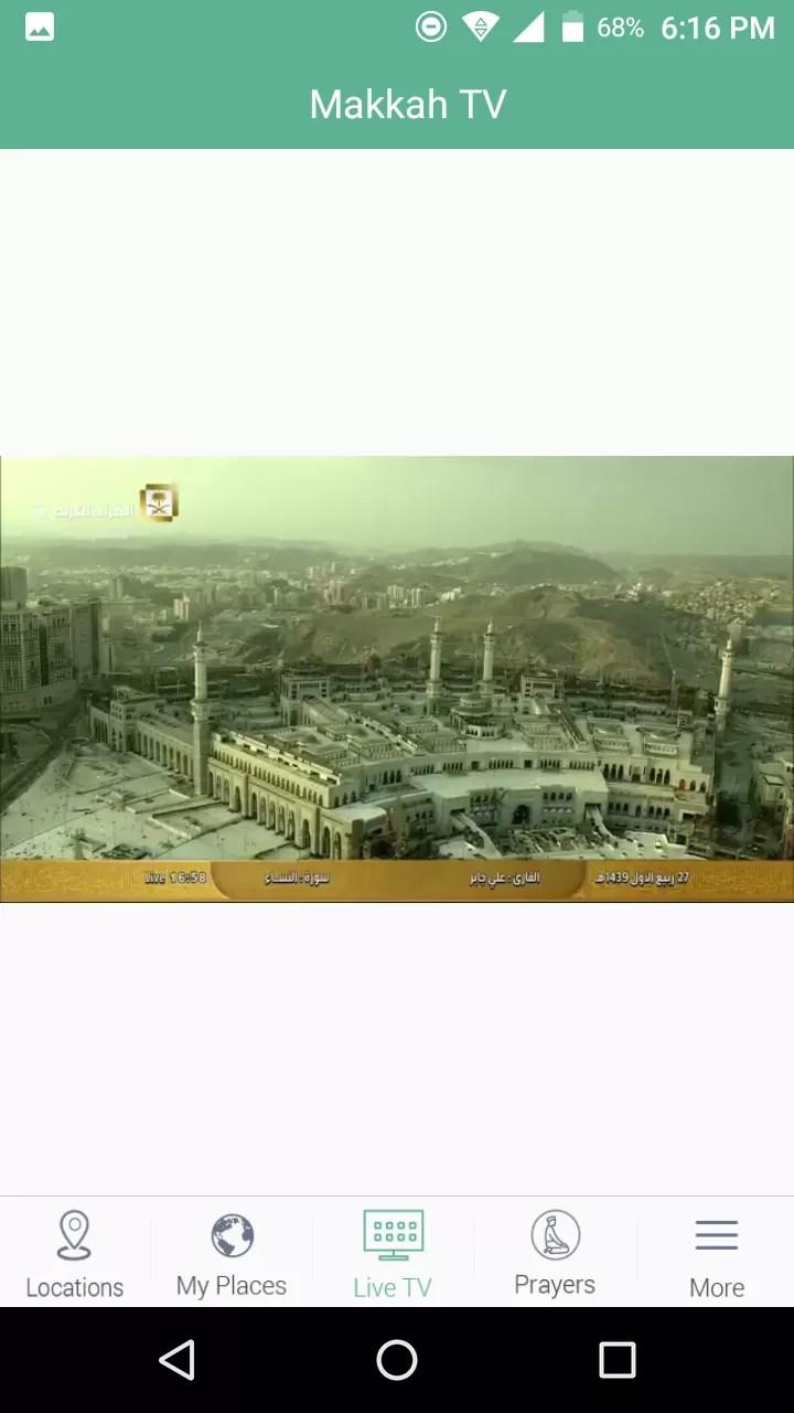Makkah Traveller Lite app4