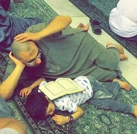 people disrespecting quran makkah