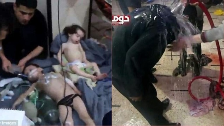 Syrian Gas Attack 2
