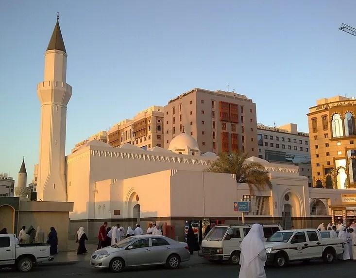 masjid ali madinah