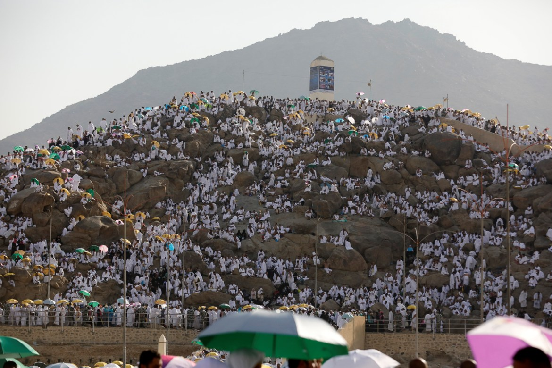 Jabal al-Rahma hajj 2018