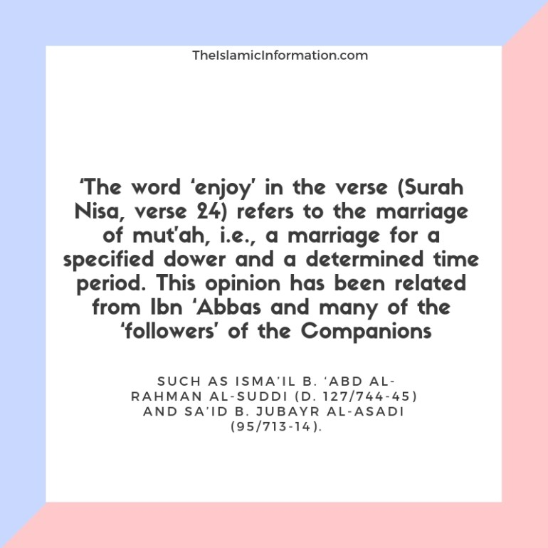 Nikah Mutah Temporary Marriage shia