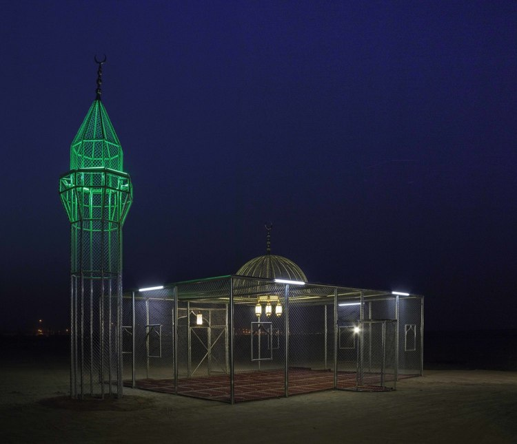 Transparent Mosque (4)