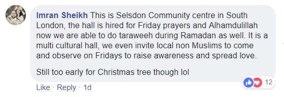 selsdon community centre south londo
