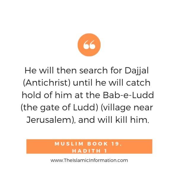 who will kill dajjal (1)