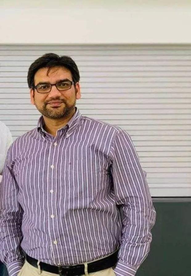 Haroon Mahmood, 41