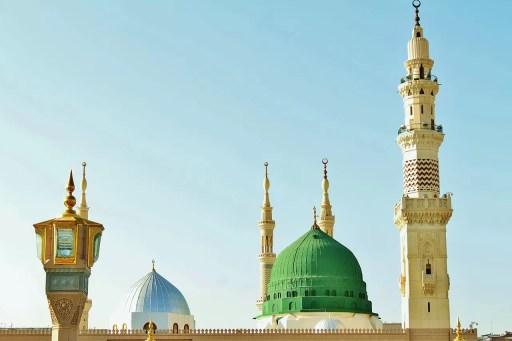 Masjid An-Nabawi (Madinah) wallpaper