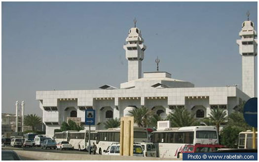 masjid aisha makkah